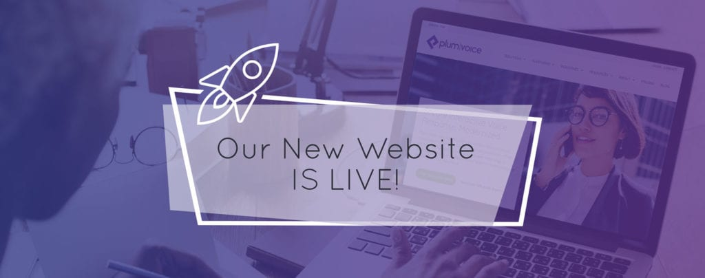 Our New Website Is Live